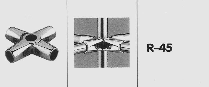 złączka S krzyżowa