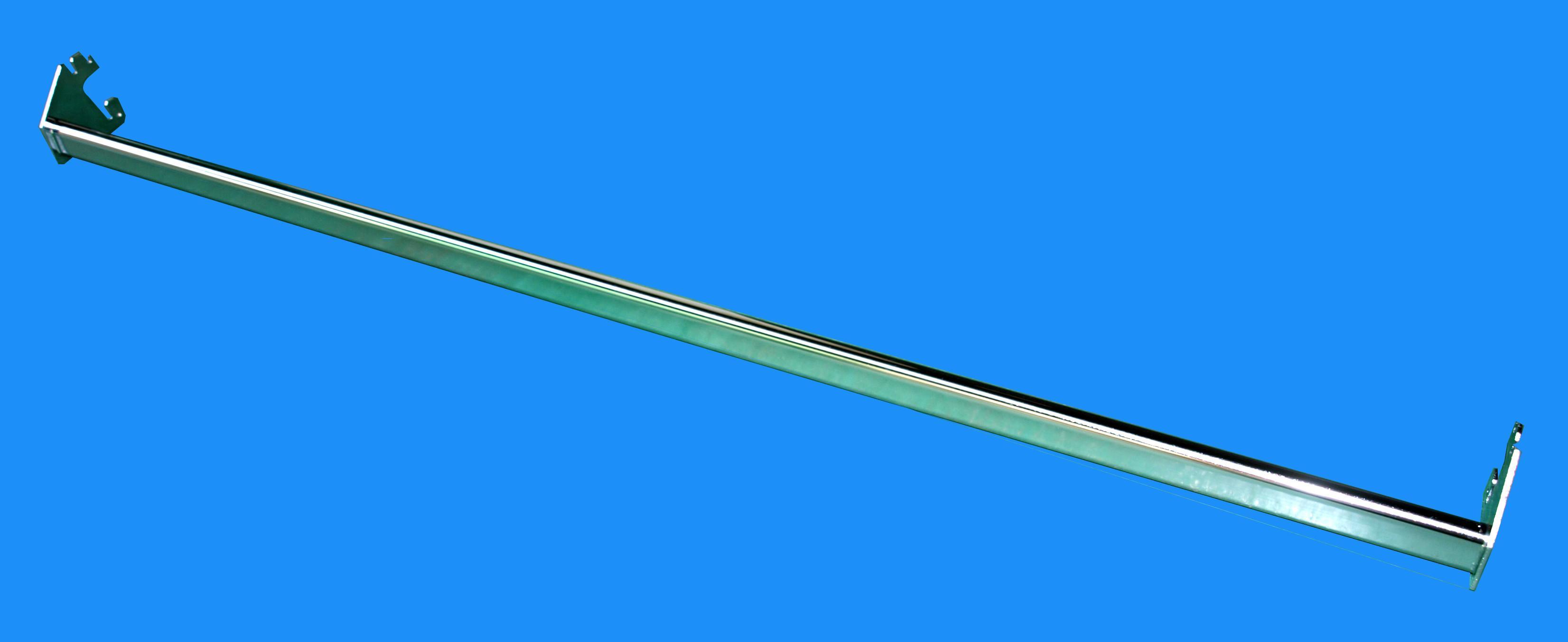 prosty łącznik chromowany do profili