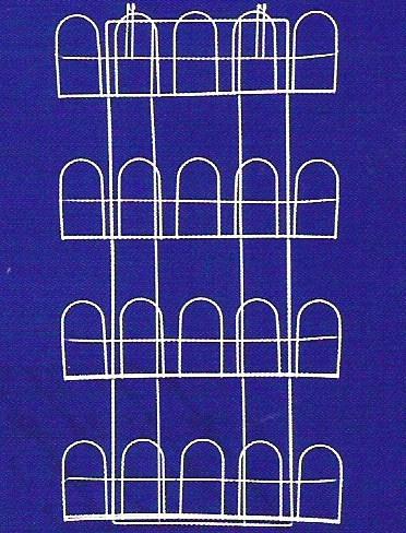 panel na koszule, pakowaną pośćiel, lub polówki