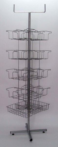 obrotowy stojak do rajstop